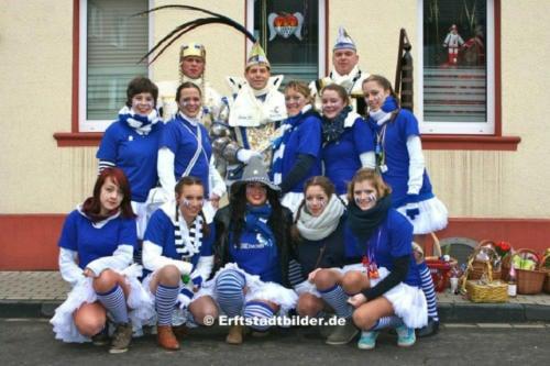 Karnevalszug 2012