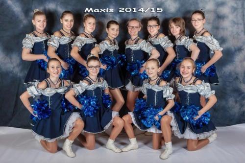 Maxis 2014/2015