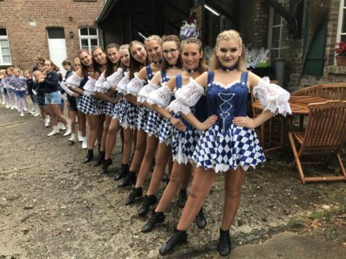 Burgfest 2017 mit Damen