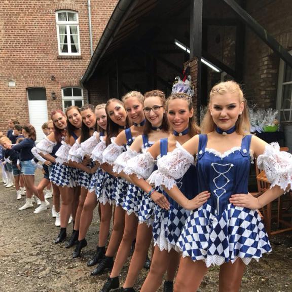 Burgfest Blessem 2017