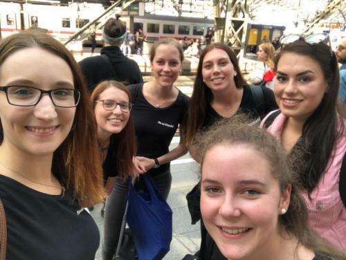 Tour nach Mailand 2018